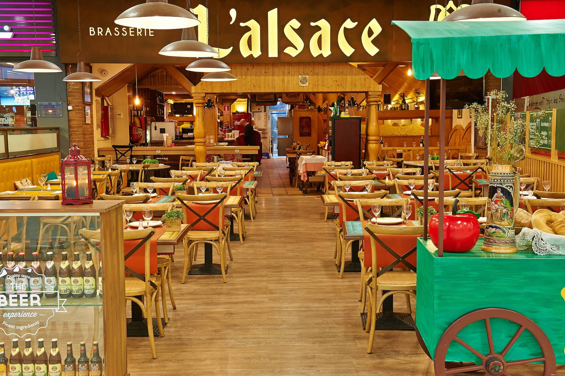 L'alsace-restaurante